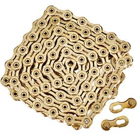 KMC X11SL Ti-N Bicycle Chain 11-fold, gold